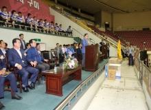 [구미]제12회 구미새마을배 전국 오픈 배드민턴대회