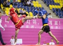 [구미]제9회아시아청소년우슈선수권대회 한국팀 금 2, 은 3, 동 7