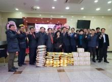 [구미]지역발전 기여하는 언론인들의 따뜻한 기부