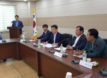 [경북도지사]이철우 후보 경북축산협회 정책 간담회 참석