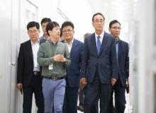 [구미]장세용 구미시장, 기업현장 소통 행보 시작 !!