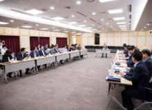 [구미]기업지원 통합플랫폼 구축 방안 연구용역 최종보고회 개최