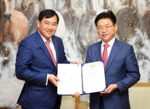 [경북도청]캄보디아 훈센 총리, 이철우 도지사에 취임 축하서신 전해