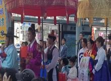 [구미]제18회 전통혼례 및 가장행렬 거행