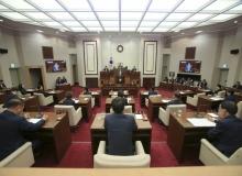 [구미]구미시의회, 제226회 임시회 개회
