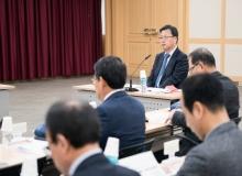[구미]구미비전 2030 수정계획 수립 중간보고회 개최