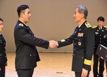 [경북소방]경북소방학교, 새내기 소방공무원 219명 졸업... 힘찬 도약!