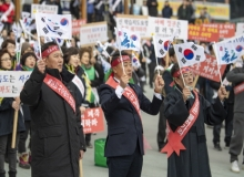 [경북의회]도의회, 日 터무니없는죽도의 날 '강행! 강력 규탄