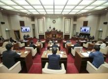 [구미]구미시의회, 제230회 임시회 개회