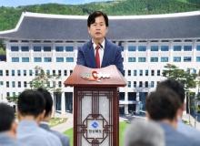 [경북도청]이철우 도지사, '변해야 산다'... 도정의 국제화에도 새바람