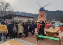 [경북도청]분천 산타마을, 겨울철 대표 관광지로 각광