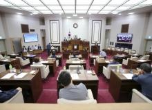 [구미]제8대 구미시의회 후반기 의장단 원구성 마무리