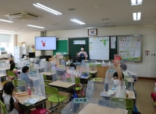 [경북교육]옥계동부초, 포스트 코로나 시대 대비 '1교사 1수업 브랜드 갖기' 자율 장학 실시