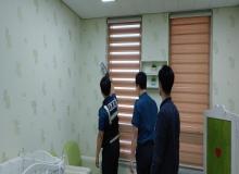 [구미]구미시설공단 3개 사업장, 옥성파출소 불법촬영카메라 합동점검 실시