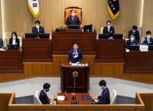 [경북도청]이철우 도지사, 도의회 시정연설 통해 내년도 도정운영 철학과 방향 제시