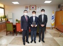 [기타기관]경북농기원 권기민 농촌지도사, 동오농업과학기술인상 수상
