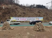 [구미]선산읍, 42,000㎡ 규모의 유채꽃 축제 준비에 박차를 가하다