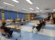 [경북도청]원전지속운영을 위한 원전 시군 현장점검 회의 개최