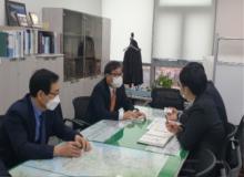 [경북도청]하대성 경제부지사, 철도·도로 SOC 확충에 전력
